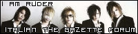 I Am Ruder (GazettE)