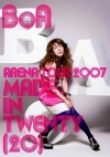 Copertina di 'BoA Arena Tour 2007 ''Made in Twenty (20)'''