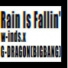Copertina di 'Rain Is Fallin'/HYBRID DREAM'