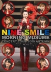 Copertina di 'Morning Musume Concert Tour 2009 Aki ~Nine Smile~'