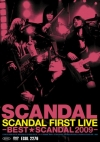 Copertina di 'SCANDAL FIRST LIVE -BEST★SCANDAL 2009-'