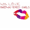 Copertina di 'With L.O.V.E. Brown Eyed Girls'