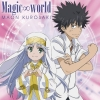 Copertina di 'Magic∞world'