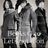 Copertina di 'Be As One/Let's get it on'