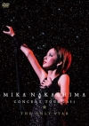 Copertina di 'MIKA NAKASHIMA CONCERT TOUR 2011 ''THE ONLY STAR'''