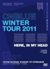 Copertina di 'Winter Tour 2011 -Here, In my head- @Yoyogi National Gymnasium'