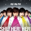 Copertina di 'SHE! HER! HER! (Limited Edition)'