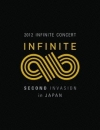 Copertina di '2012 INFINITE CONCERT「SECOND INVASION」in JAPAN'