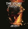 Copertina di 'THE STORY OF REDSTA -The Red Magic 2011- Chapter 1'