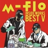 Copertina di 'm-flo inside -WORKS BEST V-'