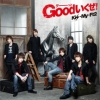 Copertina di 'Good Ikuze! [Kis-My-Zero Edition]'