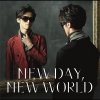 Copertina di 'NEW DAY, NEW WORLD'