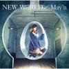 Copertina di 'NEW WORLD '