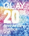 Copertina di 'GLAY 20th Anniversary LIVE BOX VOL.1'