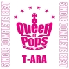 Copertina di 'T-ARA SINGLE COMPLETE BEST ''Queen of Pops'''