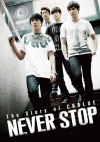 Copertina di 'The Story of CNBLUE / NEVER STOP'