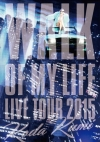 Copertina di 'Koda Kumi 15th Anniversary Live Tour 2015 ~WALK OF MY LIFE~'
