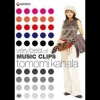 Copertina di 'very best of MUSIC CLIPS tomomi kahala'