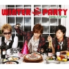 Copertina del DVD di 'WINTER PARTY / angelic smile'