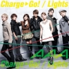 Copertina del DVD di 'Charge & Go! / Lights [Limited Editions]'