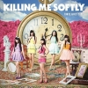 Copertina del DVD di 'Killing Me Softly '