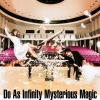 Copertina del DVD di 'Mysterious Magic'