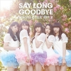 Copertina del DVD di 'Say long goodbye / Himawari to Hoshikuzu -English Ver.-'