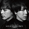 Copertina del DVD di 'TIME FLIES / ACE OF SPADES×PKCZ feat. TOSAKA HIROOMI'