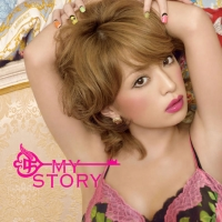 Coperdina di MY STORY - Ayumi Hamasaki