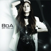 Coperdina di Eat You Up - BoA