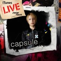 Coperdina di iTunes Live from Tokyo - CAPSULE