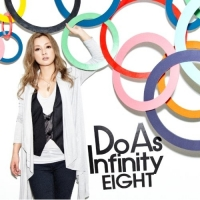 Coperdina di EIGHT - Do As Infinity