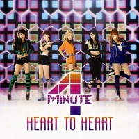 Coperdina di Heart to Heart - 4minute