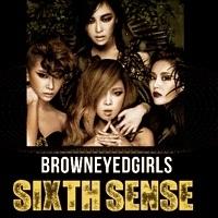 Coperdina di SIXTH SENSE - Brown Eyed Girls