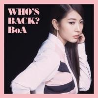 Coperdina di WHO'S BACK? - BoA
