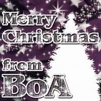 Coperdina di Merry Christmas from BoA  - BoA