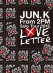 Jun. K (From 2PM) - 'Jun. K (From 2PM) Solo Tour 2015 ''LOVE LETTER'' in MAKUHARI MESSE'
